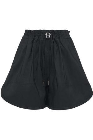 Alexander McQueen Mujer Pantalones cortos - | Mujer Mini Shorts De Faille 40