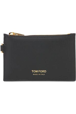 Tom Ford | Hombre Cartera Con Logo Y Correa Para El Cuello Unique