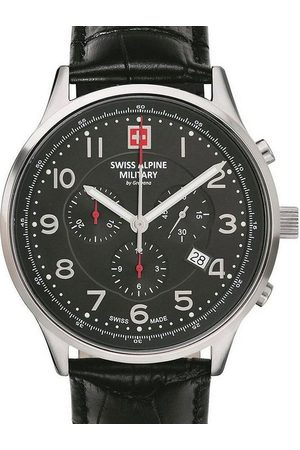 Swiss Alpine Military Reloj analógico Swiss Military 7084.9537, Quartz, 43mm, 10ATM para hombre
