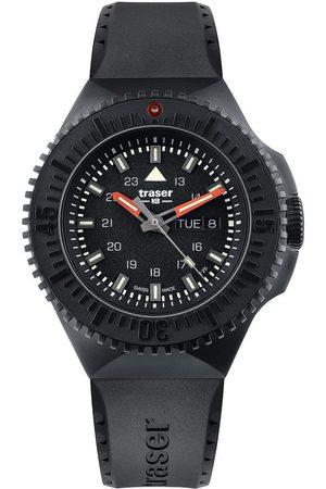Traser H3 Reloj analógico Traser 109855, Quartz, 46mm, 20ATM para hombre