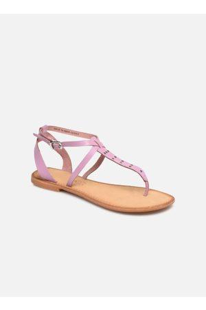 VERO MODA Isabel leather sandal