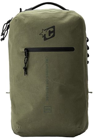 Creatures of Leisure Transfer 25L Dry Bag verde