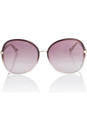 Chloé Gafas de sol Franky redondas