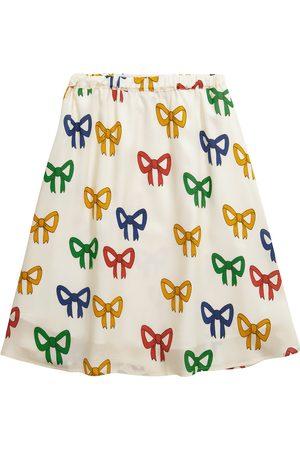 Mini Rodini Niña Faldas - Falda de lyocell estampada