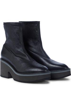 Robert Clergerie Mujer Botines - Botas calcetín Albane de piel