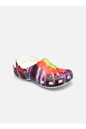 Crocs Classic Tie Dye Graphic Clog W