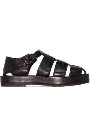 St Agni Zapatos Mary Jane con plataforma plana