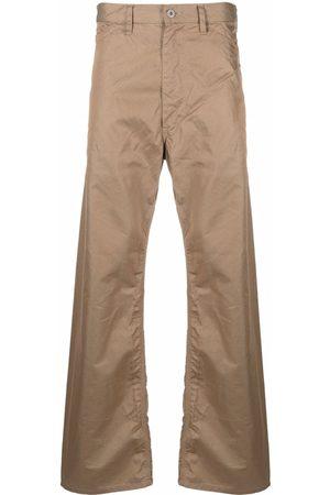 JUNYA WATANABE Pantalones chino acampanados