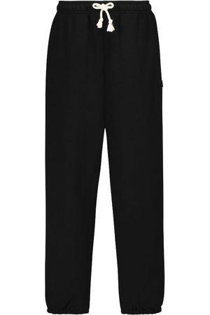Acne Studios Pantalones de chándal Frack Face de algodón