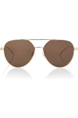 Bottega Veneta Gafas de sol de aviador
