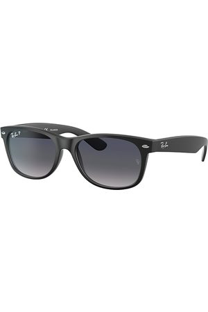 Ray-Ban New Wayfarer Classic , Lenses Polarized Azul - RB2132