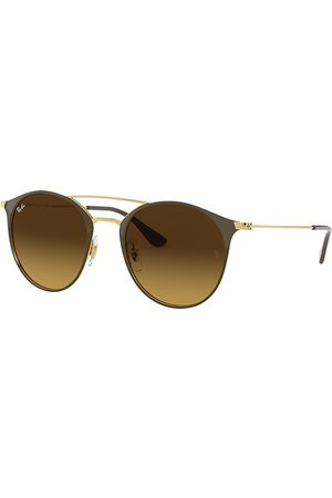 Ray-Ban Rb3546 Oro, Lenses Marrón - RB3546
