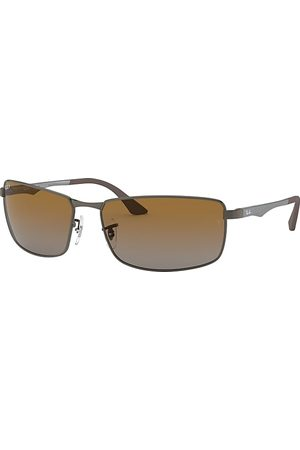 Ray-Ban Rb3498 Bronce de cañón, Lenses Polarized Marrón - RB3498