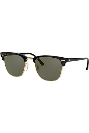 Ray-Ban Clubmaster Classic , Lenses Polarized Verde - RB3016