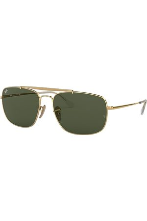 Ray-Ban Colonel Oro, Lenses Verde - RB3560
