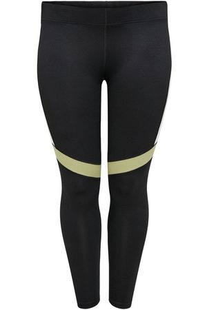 Only Mujer Leggings - CURVY PRINTED TRAINING TIGHTS