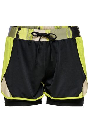 ONLY Mujer Shorts o piratas - CONTRAST COLORED TRAINING SHORTS