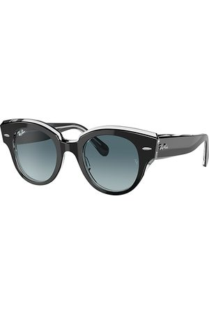 Ray-Ban Roundabout , Lenses Azul - RB2192