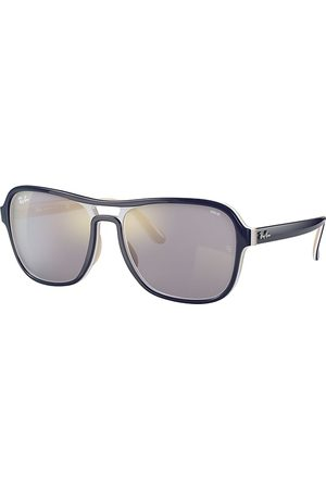 Ray-Ban State Side Mirror Evolve , Lenses Gris - RB4356