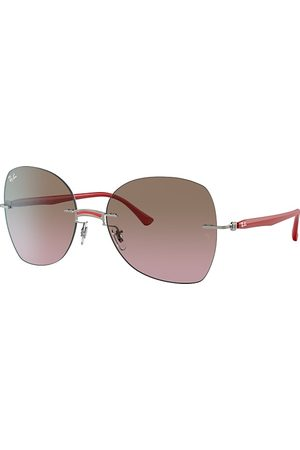 Ray-Ban Rb8066 Titanium , Lenses Violeta - RB8066