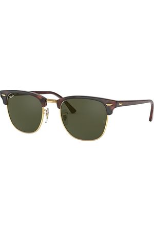 Ray-Ban Clubmaster Classic Habana, Lenses Verde - RB3016