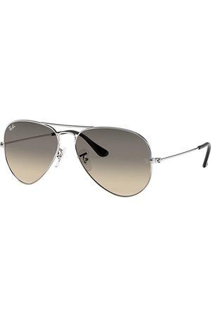 Ray-Ban Gafas de sol - Aviator Gradient Plata, Lenses - RB3025