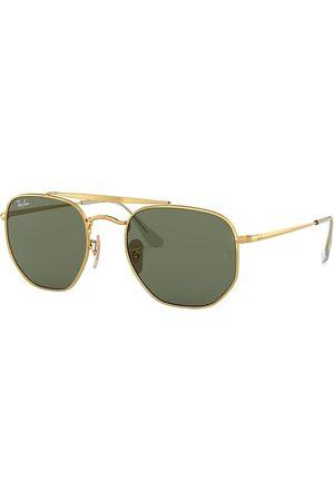 Ray-Ban Marshal Oro, Lenses Verde - RB3648