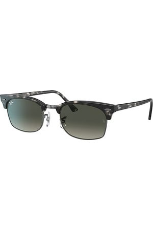 Ray-Ban Clubmaster Square Havana, Lenses Gris - RB3916
