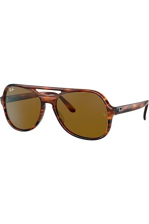 Ray-Ban Powderhorn Habana, Lenses Marrón - RB4357