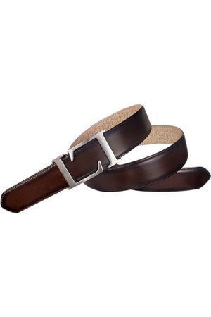 Leyva Cinturón Cinturón de hombre de de piel de toro para hombre