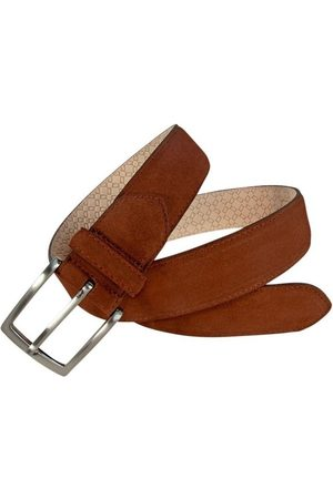 Leyva Cinturón Cinturón de hombre de de piel afelpado para hombre
