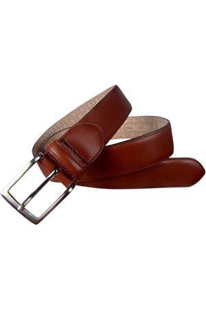 Leyva Cinturón Cinturón de hombre de de piel vaquetilla para hombre