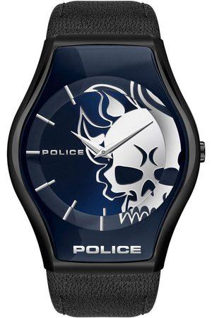 Police Reloj analógico PEWJA2002302, Quartz, 45mm, 3ATM para hombre