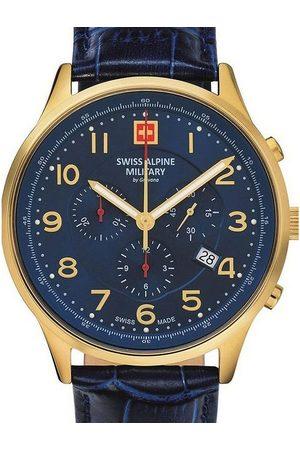Swiss Alpine Military Reloj analógico Swiss Military 7084.9515, Quartz, 43mm, 10ATM para hombre