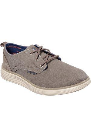 Skechers Zapatos Hombre STATUS-2 PEXTON TAUPE para hombre