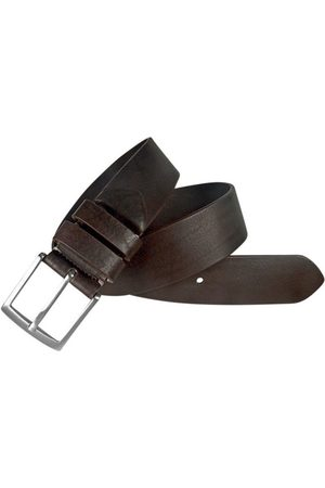 Leyva Cinturón Cinturón de hombre de de piel abatanado para hombre