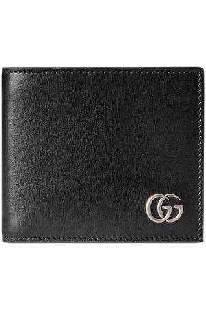 Gucci Hombre Carteras y monederos - Cartera con dos pliegues GG Marmont de piel