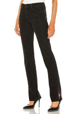GRLFRND Hailey low rise slim boot en color negro talla 23 en - Black. Talla 23 (también en 26, 24, 25, 27, 28, 29, 30).