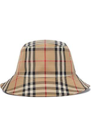 Burberry Niño Sombreros - Sombrero de pescador Vintage Check