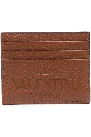 Valentino Garavani Tarjetero con logo en relieve