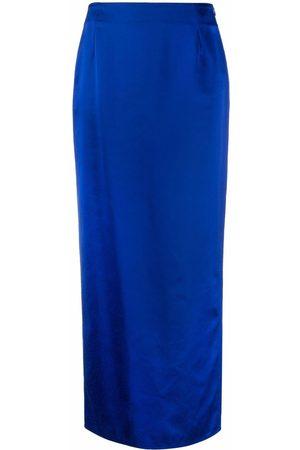 RAF SIMONS Mujer De talle alto - Falda con cintura alta