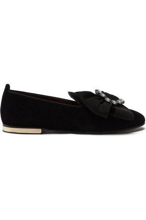 Dolce & Gabbana Zapatos slippers con lazo