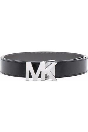 Michael Kors Cinturón con placa del logo