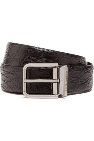 Dolce & Gabbana Cinturón con hebilla cuadrada
