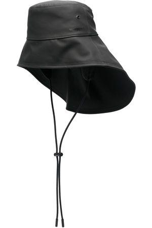 Burberry Sombrero de pescador con ala alargada