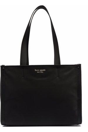 Kate Spade Bolso shopper mediano con logo