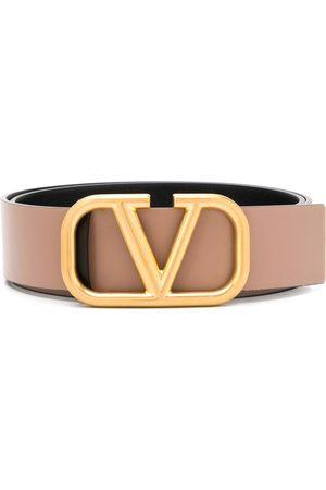 VALENTINO GARAVANI Cinturón con hebilla del logo