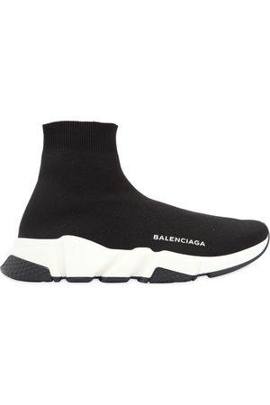 "Balenciaga | Mujer Sneakers Altas ""speed"" 30mm /blanco 35"