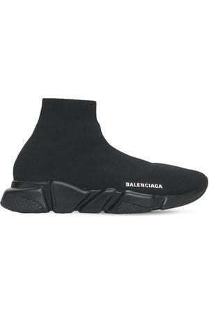 Balenciaga | Mujer Sneakers Slip-on De Punto 30mm 34