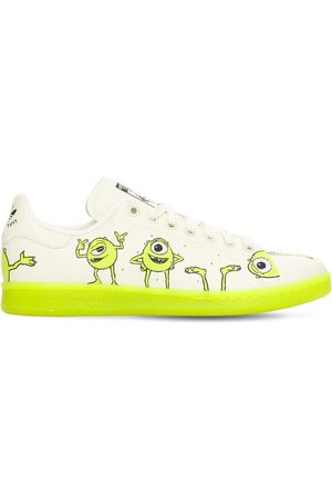 "adidas | Mujer Sneakers ""primegreen Kermit Stan Smith"" 3.5"